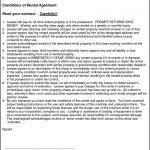 Simple Equipment Rental Agreement Template Free