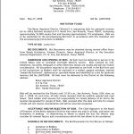 Terms Of Service Agreement Template