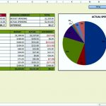 Free Excel Spreadsheet Budget Template