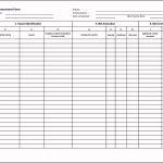 Sample Risk Assessment Matrix Template