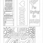 Design Your Own Bookmark Template