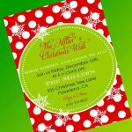 Free Holiday Party Templates