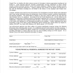 5+ Credit Report Authorization Form Template