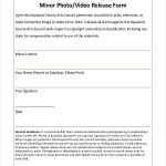 25+ Photographer Copyright Release Form Template