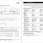17+ Auto Accident Report Form Template