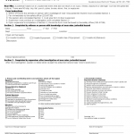 22+ Near Miss Reporting Form Template