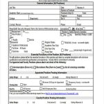 13+ Position Requisition Form Template