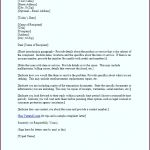 10  Business Contract Termination Letter Template