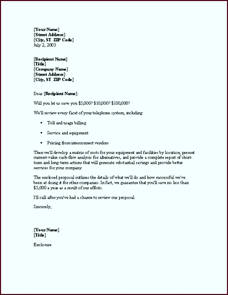 service proposal letter template cover letter for proposal from ifrie