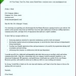 5  Cover Letter Template Download