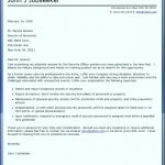 6  Cover Letter Word Template