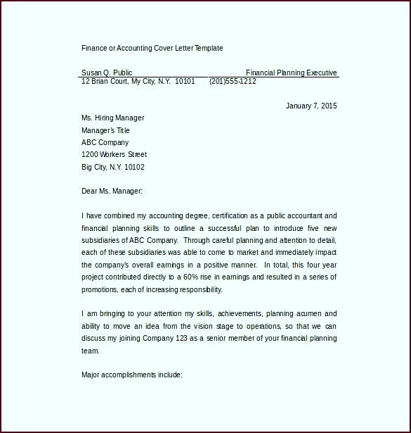 Employment Cover Letter Template Free Word Pdf Documents ratpe