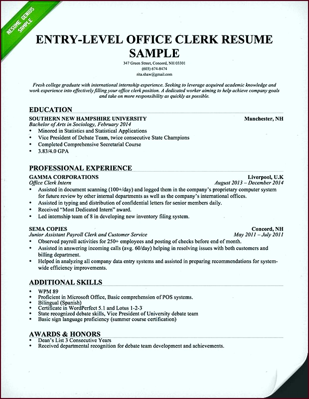 [ fice Clerk Cover Letter Samples Resume Genius With Regard Administrative And Clerical Careerjimmy ] Best Free Home Design Idea & Inspiration ueopa