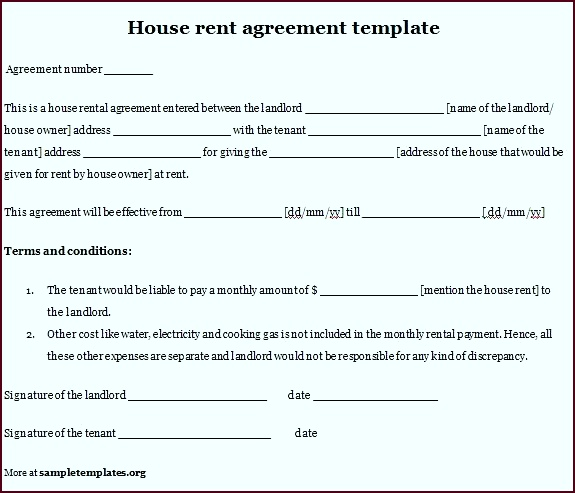 Short Term Home Rental Agreement Awesome 896 Best Template for Real Estate Sample Pinterest eewte