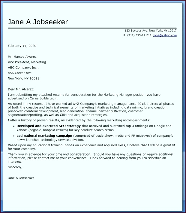 Marketing munications Manager Cover Letter Sample tltti