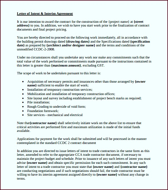 Secondment Agreement Example Luxury 20 Best Letter Intent Template Uk Pics 54 Lovely Secondment Agreement iypty