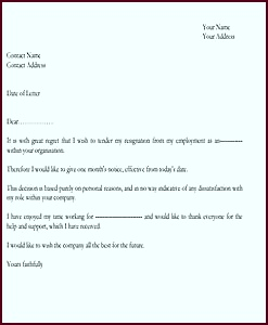 sample resignation letter with regret 6 examples in pdf oeiui