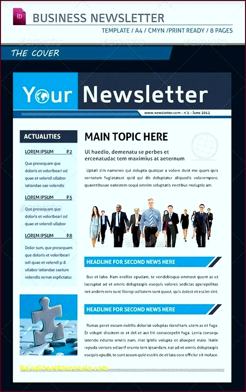 Free Business Newsletter Templates for Microsoft Word Lovely Keep Your Stomach by Raising the top Half rttoi