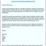 7  Professional Recommendation Letter Template