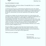 6  References Letter Template