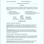 7  Resume Cover Letter Template Word