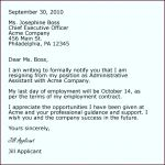 8  Sample Cover Letter Template