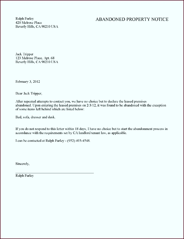 notice to vacate apartment letter Printable Sample Tenant 30 Day Notice To Vacate Form prtet