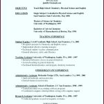 7  Teaching Cover Letter Template