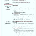 8  Template for Resume Cover Letter