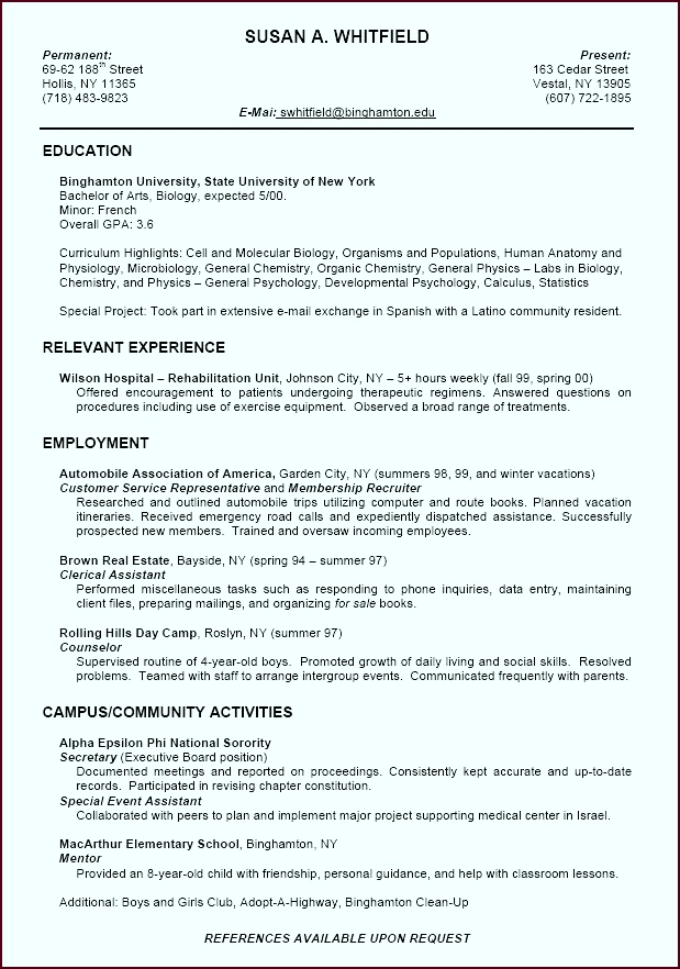 How Can I Write Resume where Can I Get A Resume Awesome Job Letter 0d Archives iwuot