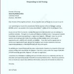 8  Templates for Cover Letters