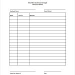 12+ Overtime Forms Template