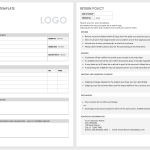 18+ Pick Up Order Form Template
