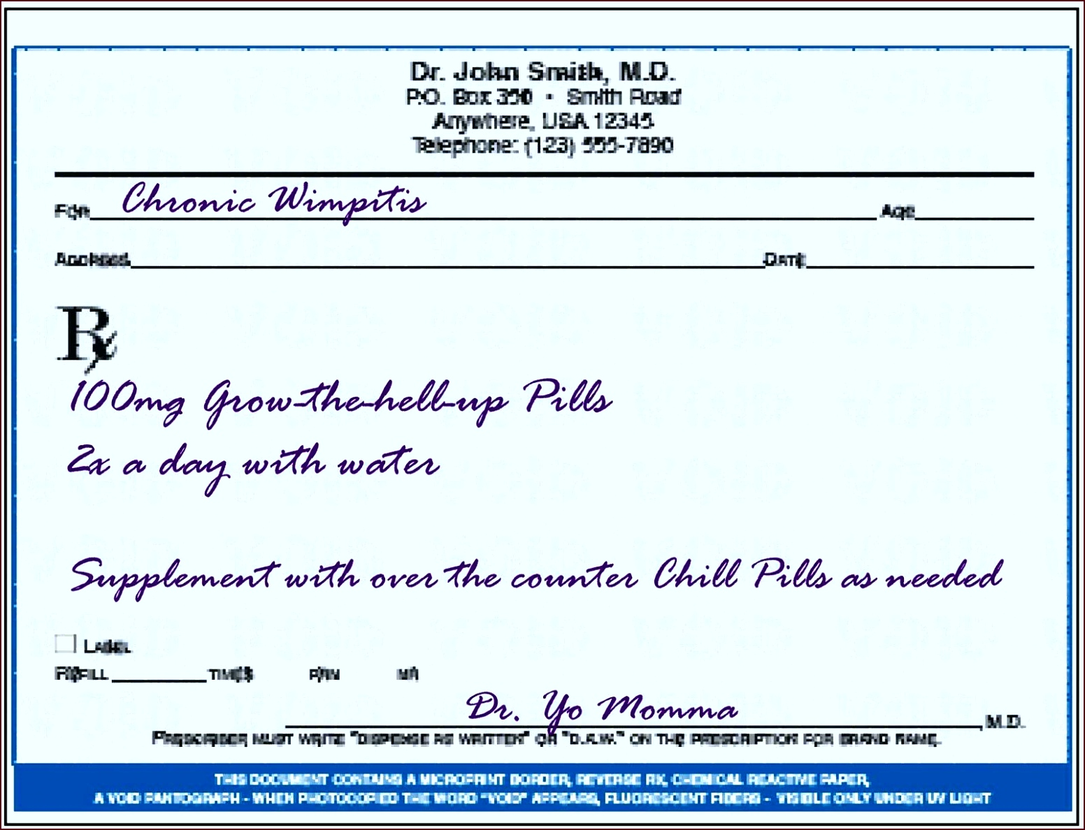 11 Awesome Urgent Care Doctors Note Template oyymo