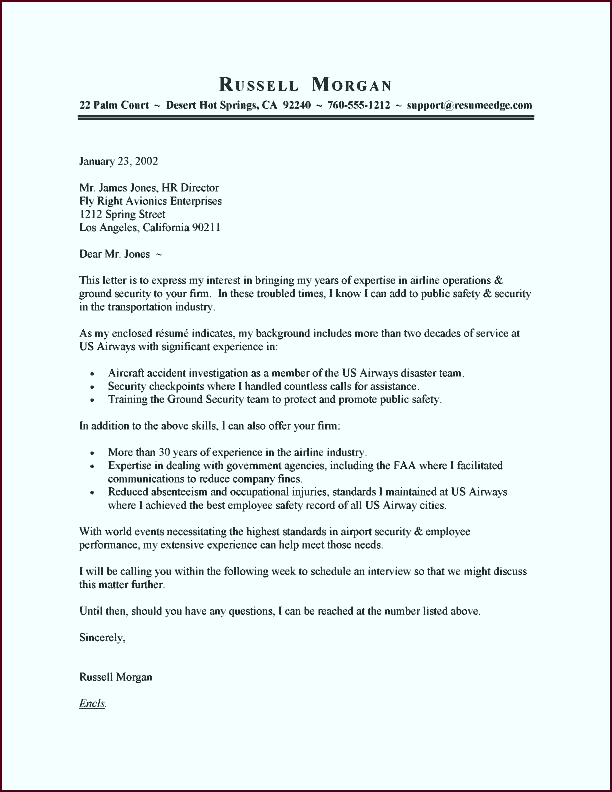 Format for A Cover Letter for A Job Application 49 Awesome Excellent Cover Letter Example New wppou