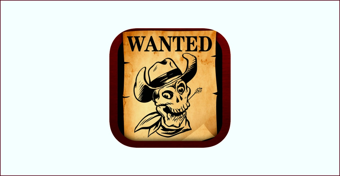 Wanted Poster Pro on the App Store otewt