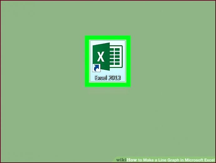 Image titled Make a Line Graph in Microsoft Excel Step 1 pioii