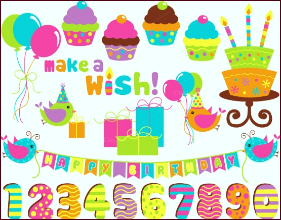 Cupcake Sample Birthday Banner Template wyruy