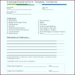 6+ Employee Referral Form Templates