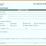 9+ Employee Vacation Request form Templates