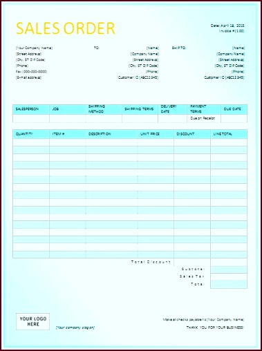 Excel Purchase order Template Fresh Purchase order Template Purchase order Templates Excel Purchase order Template eoiri