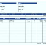 11+ Purchase Order Form Templates