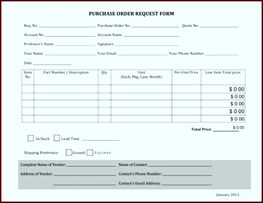 purchase order request form template purchase order request form template free edit fill ideas eawco