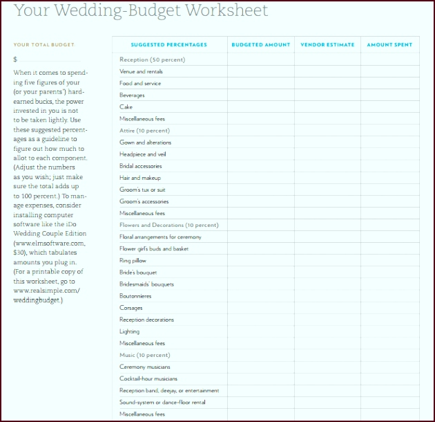 Wedding Bud Planning Sheet Template 74Wedding Budget Planning Sheet Templates ezzyr