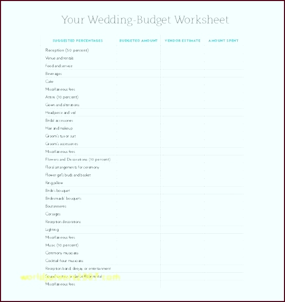 printable wedding planning worksheets free planner templates Wedding Budget Planning Sheet Templates rraer