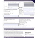 13+ Daycare Application Form Template