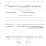 7+ Request For Medical Records Form Template