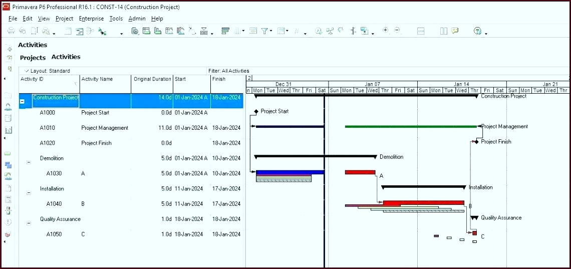 top project timeline template excel fresh best chart use office temp gantt lovely free management sc pahry