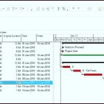 Excel Schedules Templates