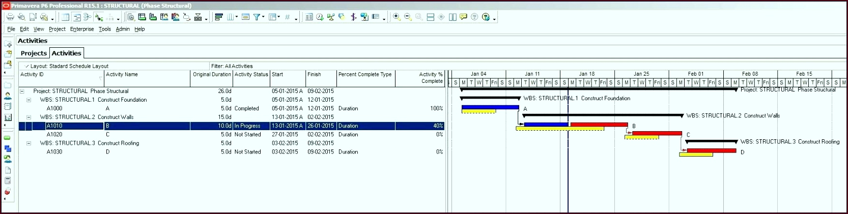 medium size of example project status report weekly format construction progress invoice template tppii